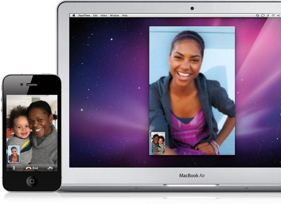 apple facetime for mac